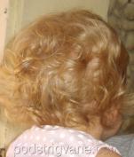 Бебешка прическа