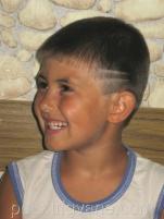 Детско подстригване